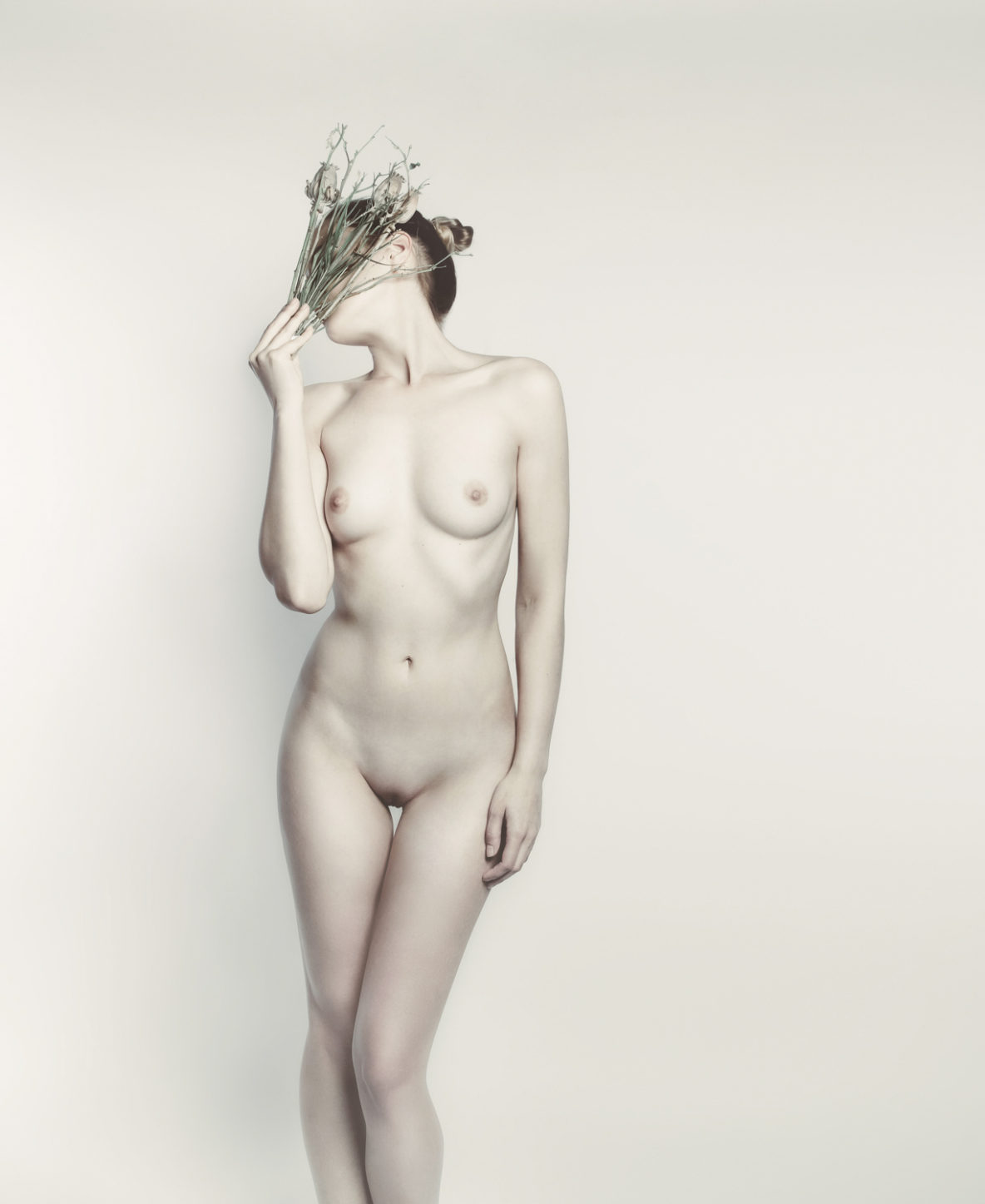 commissioned nude photograph